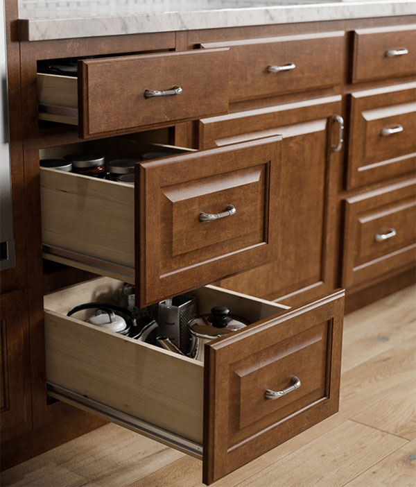 Solid Wood Drawer Boxes